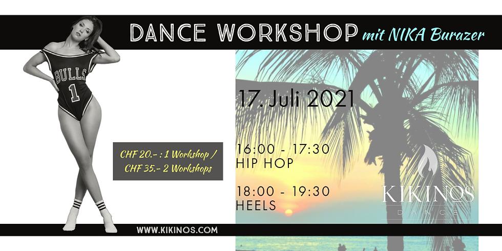 Tanz Workshop - Hiphop & Heels - (teens & adults)