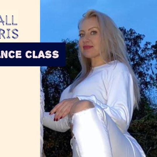 Online Dancehall Dance Class with Doris