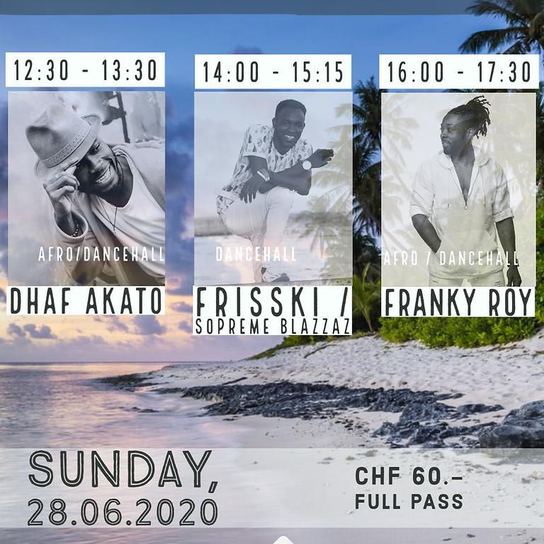 Dancehall & Afro Workshop
