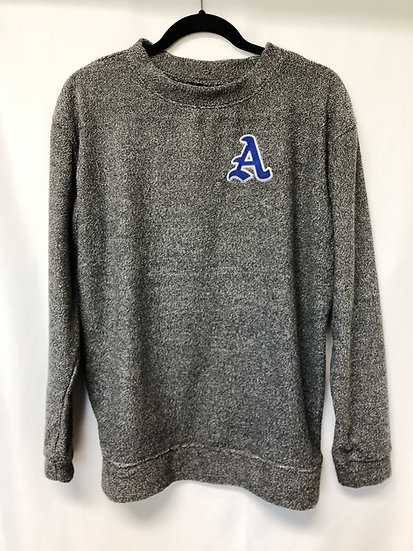 AHS Grey Cozy Crew Sweatshirt