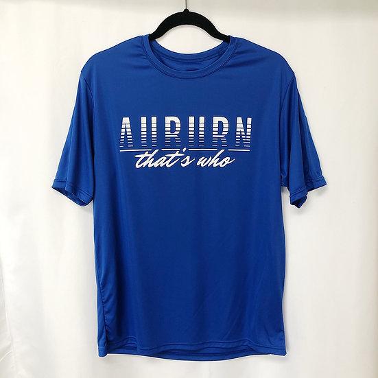 Auburn That's Who Lighweight Tee