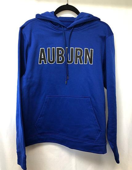Auburn Dri-Fit Fleece Hoodie