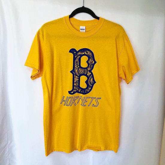 B Hornets Paisley Tee