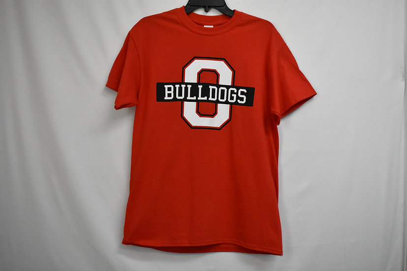 OHS Red O Bulldogs Tee