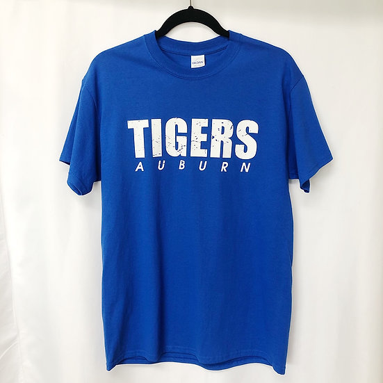 AHS Tigers Distressed Cotton Tee