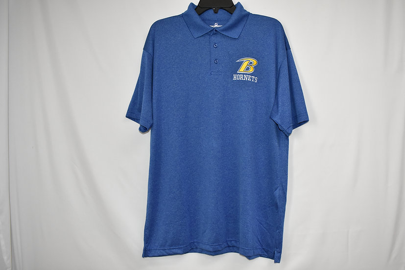 BHS Blue Generation Polo