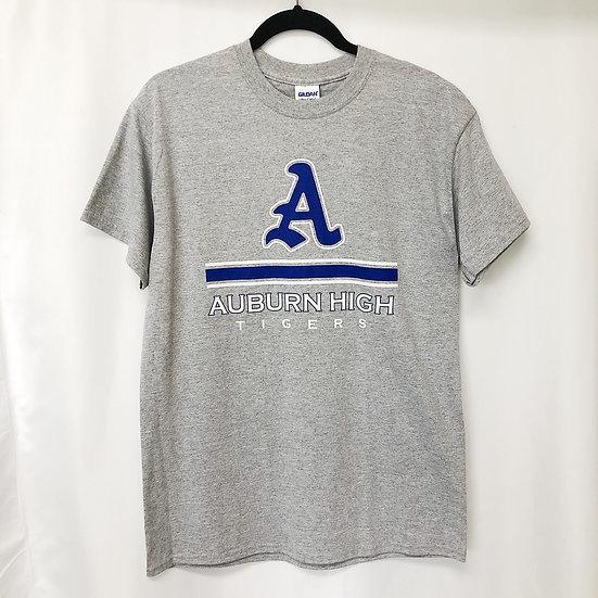 Auburn High Stack Tee
