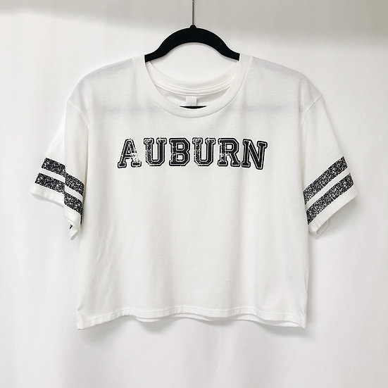Auburn Crop-Top