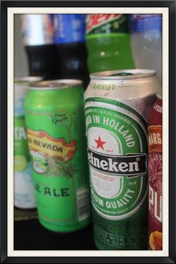 Assorted Beverages