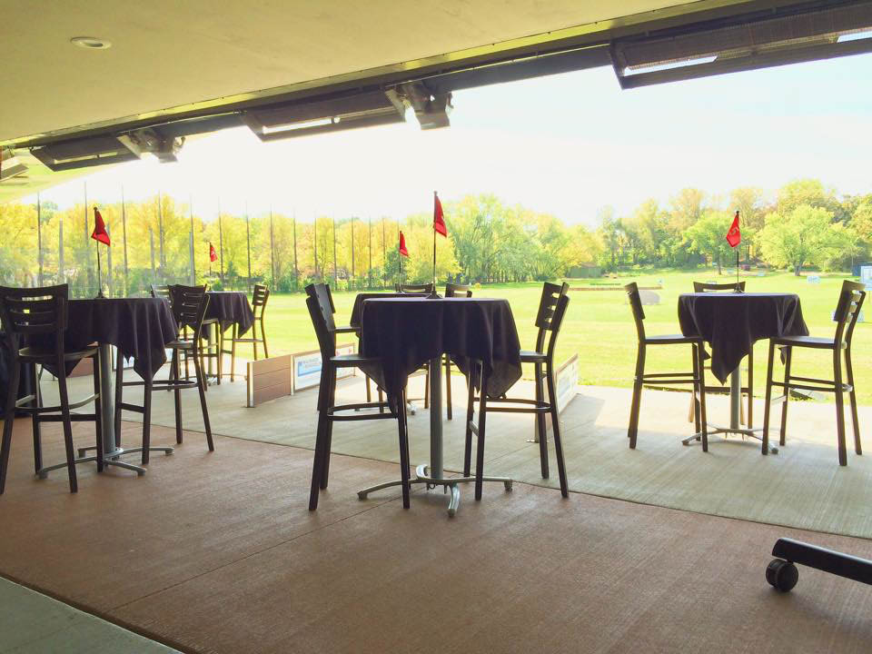The range all set for an event!