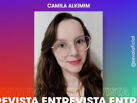 Entrevista com a autora Camila Alkimim