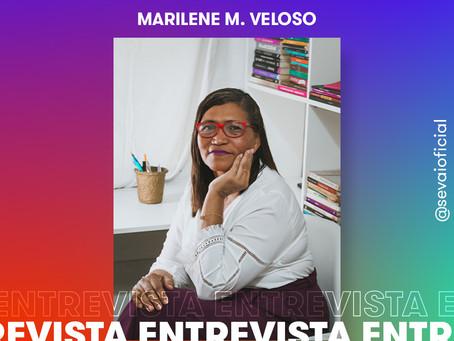 Entrevista com a autora Marilene M. Veloso