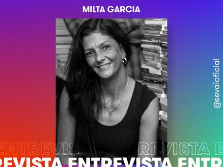 Entrevista com a autora Milta Garcia