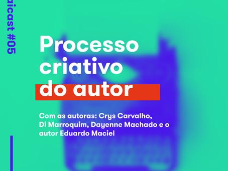 Sevaicast #05 - Processo criativo do autor