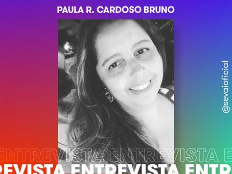 Entrevista com a autora Paula R. Cardoso Bruno