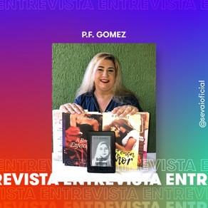Entrevista com a autora P.F. Gomez
