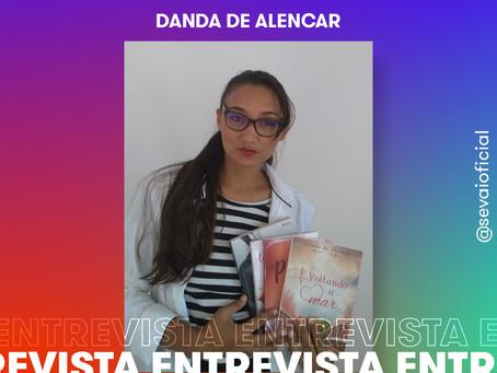 Entrevista com a autora Danda de Alencar