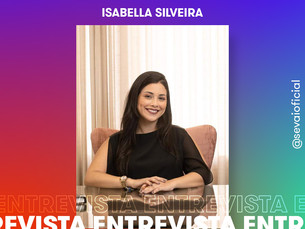 Entrevista com a autora Isabella Silveira