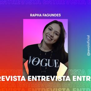 Entrevista com a autora Rapha Fagundes