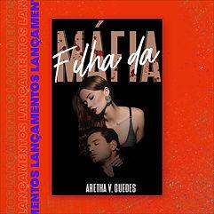 lançamentos - filha da mafia - aretha v
