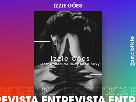 Entrevista com a autora Izzie Góes