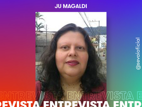 Entrevista com a autora Ju Magaldi
