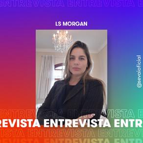 Entrevista com a autora LS Morgan