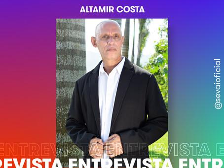 Entrevista com o autor Altamir Costa