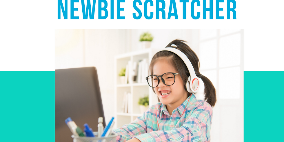 Newbie Scratcher : Game Development in Scratch I