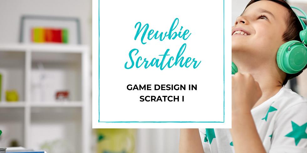 Alphonsus - Newbie Scratcher: Game Development in Scratch I