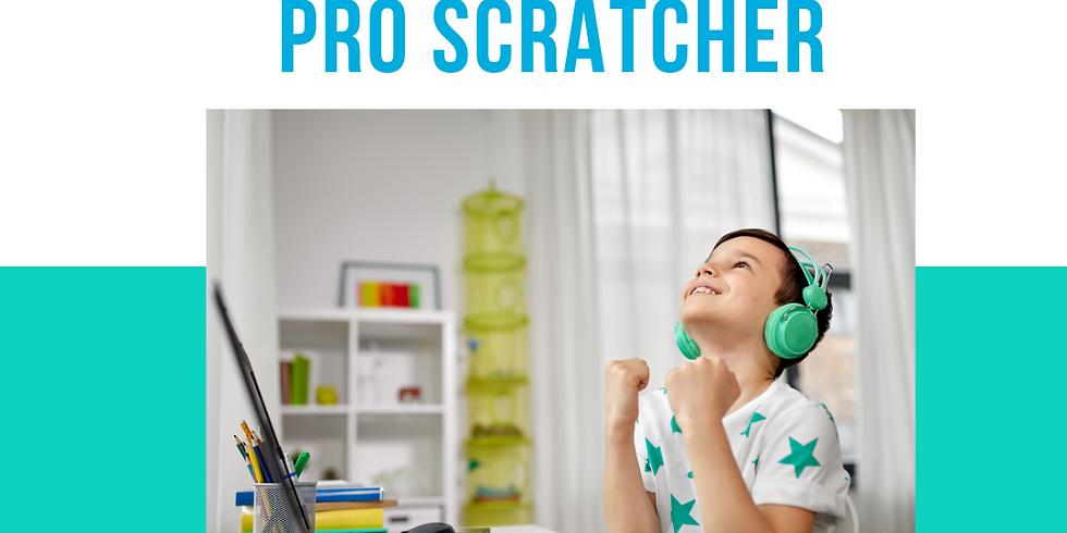 Pro Scratcher - Game Development in Scratch III