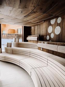 Sauna, Das Edelweiss Salzburg Mountain Spa Resort