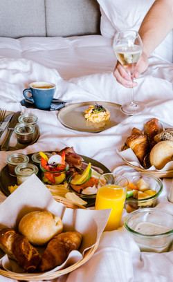 Werdenfelserei, Frühstück im Bett
