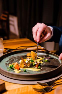 Kulinarik im Wiesergut