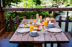 Frühstück in der Werdenfelserei