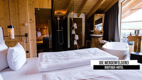 Boutique-Hotel Werdenfelserei