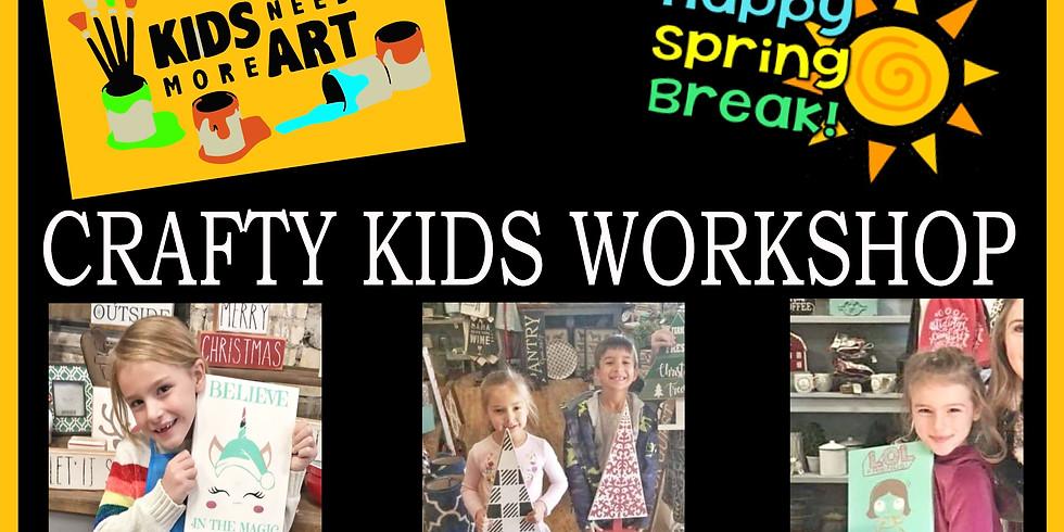 Crafty Kids Workshop