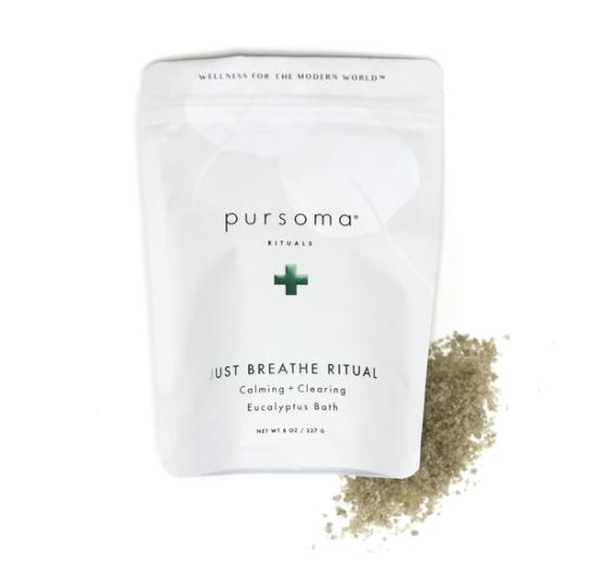 Just Breathe Ritual Bath Soak by Pursoma