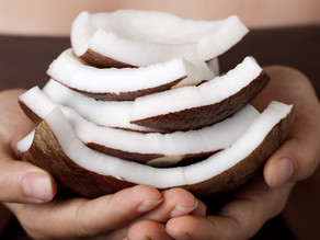 Simple, Make Coconut A Lifestyle