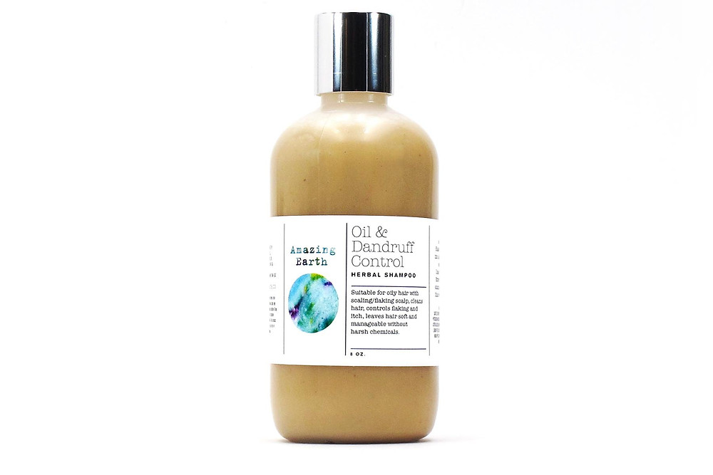 Herbal Shampoo from Amazing Earth