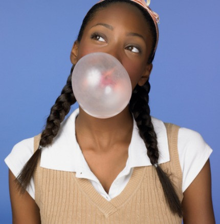 Is Chewing and Swallowing Gum Bad For You?