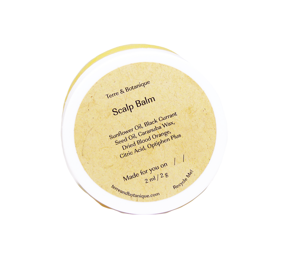 Scalp Balm by Terre & Botanique