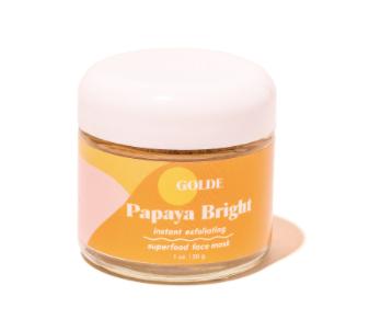 Golde Papaya Brightening Face Mask