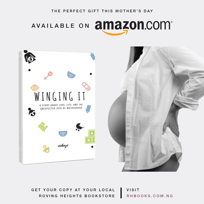 Winging It Book Launch
