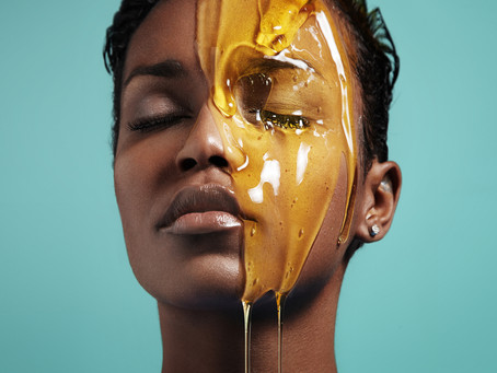 Fall in Love with our Honey, Love Me,  Mask, this Season.