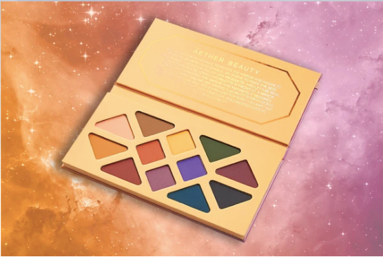 Joshua Tree Palette by Aether Beauty