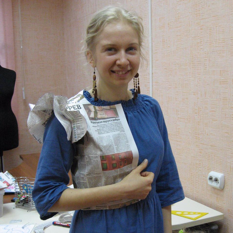 Мария Зобнина