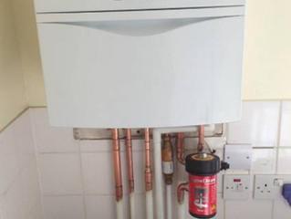 New boiler installed!