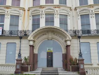 Lansdowne Hotel Renovation Alert!