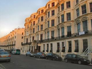 Lansdowne Hotel renovation has started!